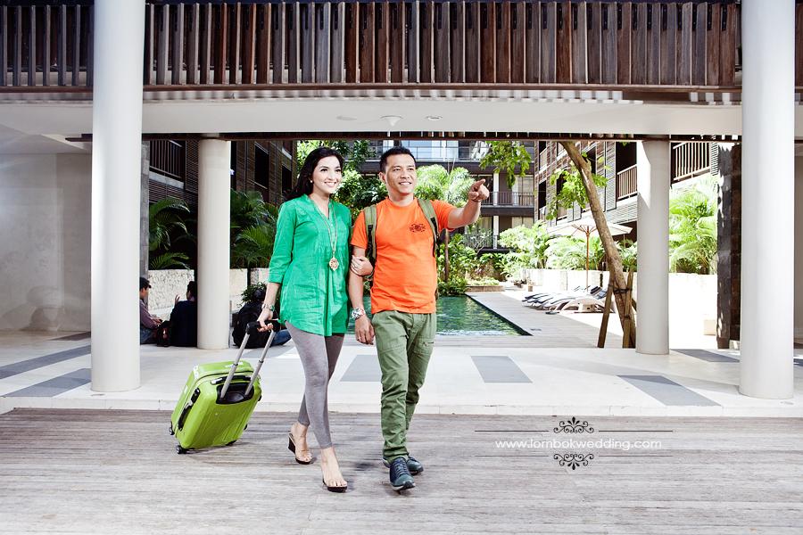 Anang hermansyah and Ashanty by Bali Photographer