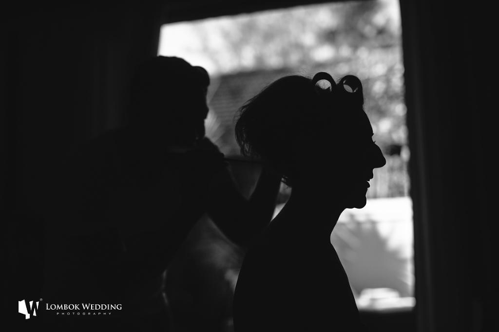 Gili Trawangan Wedding by Lombok Photographer