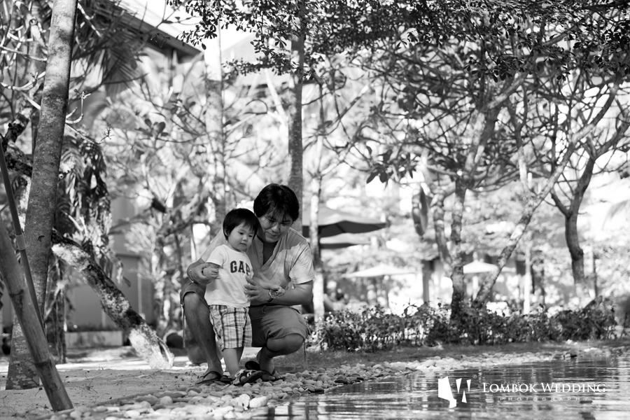 Family Photography Bali for Gunawan Family Holiday in Bali