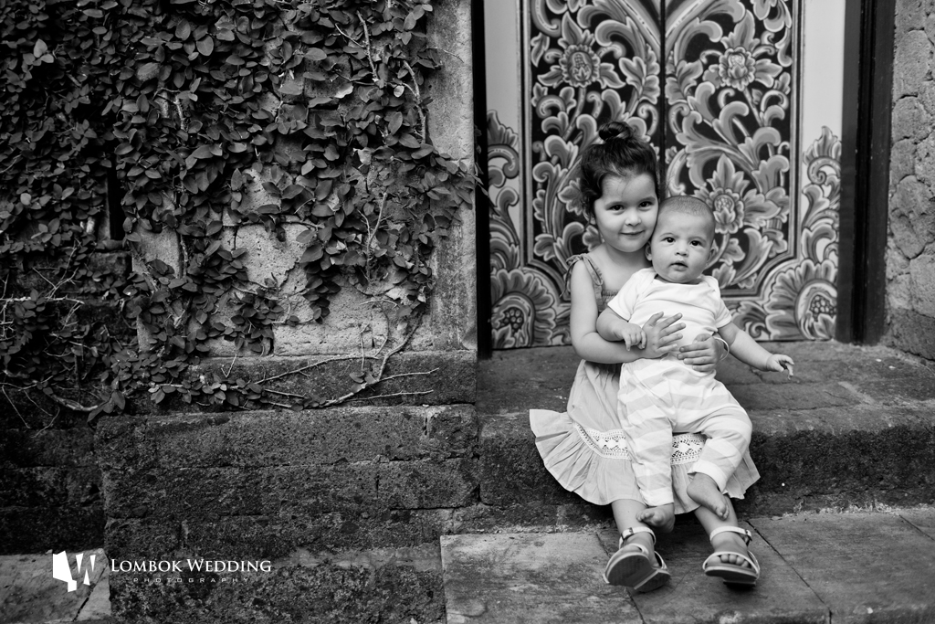 Family Photoshoot Bali photographer / photography