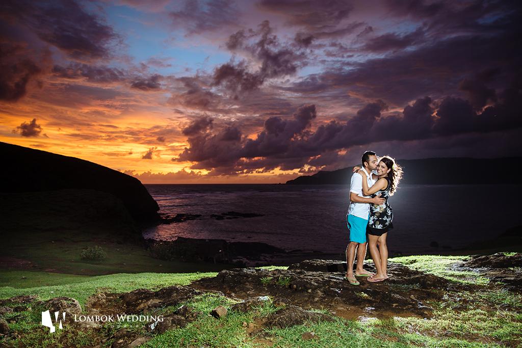 Lombok-Pre-Wedding-Engagement Photography Batu Payung Anusha Vinashal 08