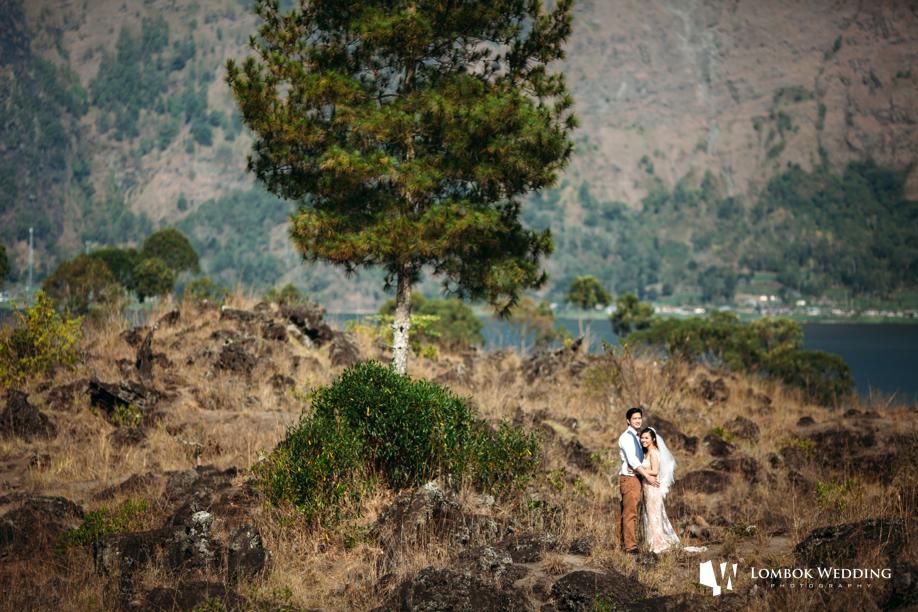 Celeste and Joseph Singapore Bali Post Wedding Photo October