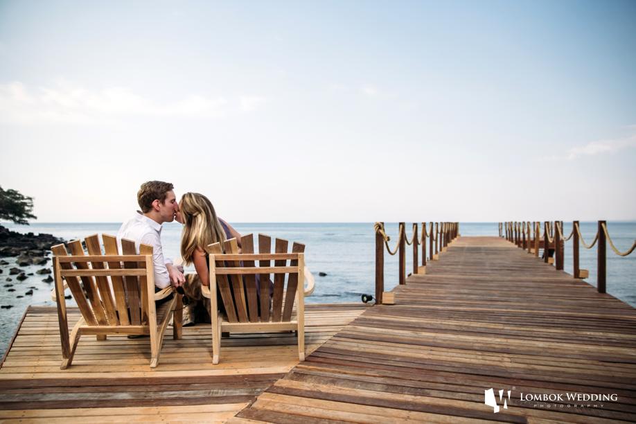 Lydia and Matthew Lombok Honeymoon LombokLodge 01
