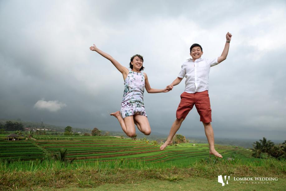 Shing and Wei Singapore Bali Pre Wedding photos