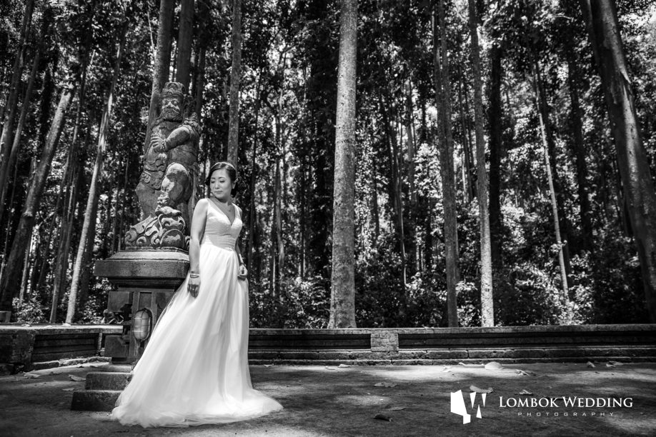 Franky and Shan Shan Bali Prewedding Photos