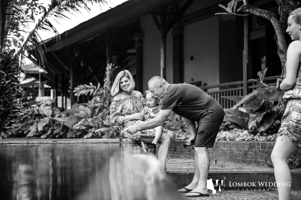 Bali Family Photo of Hearn family at Padma Hotel Bali 01