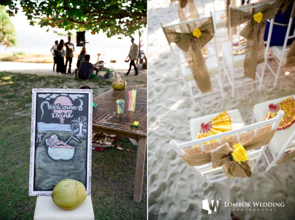 Villa Sepoi Sepoi Lombok Wedding Photographer 014