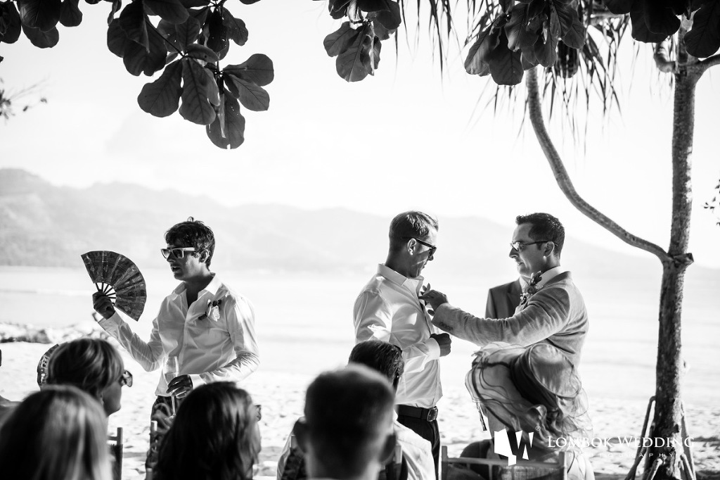 Villa Sepoi Sepoi Lombok Wedding Photographer 017