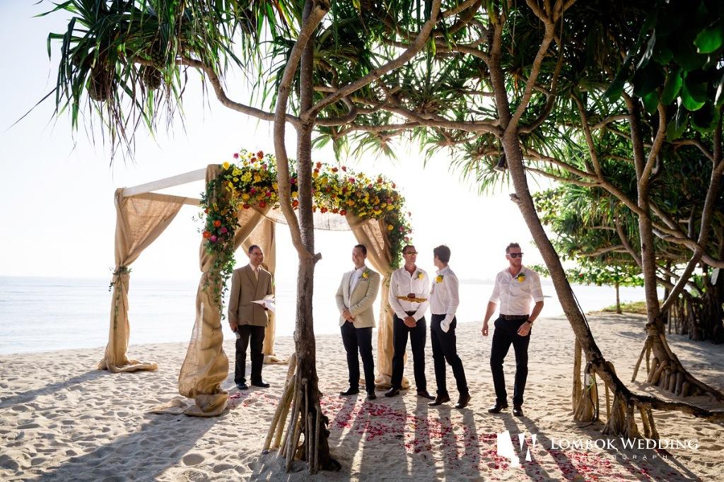Villa Sepoi Sepoi Lombok Wedding Photographer 018