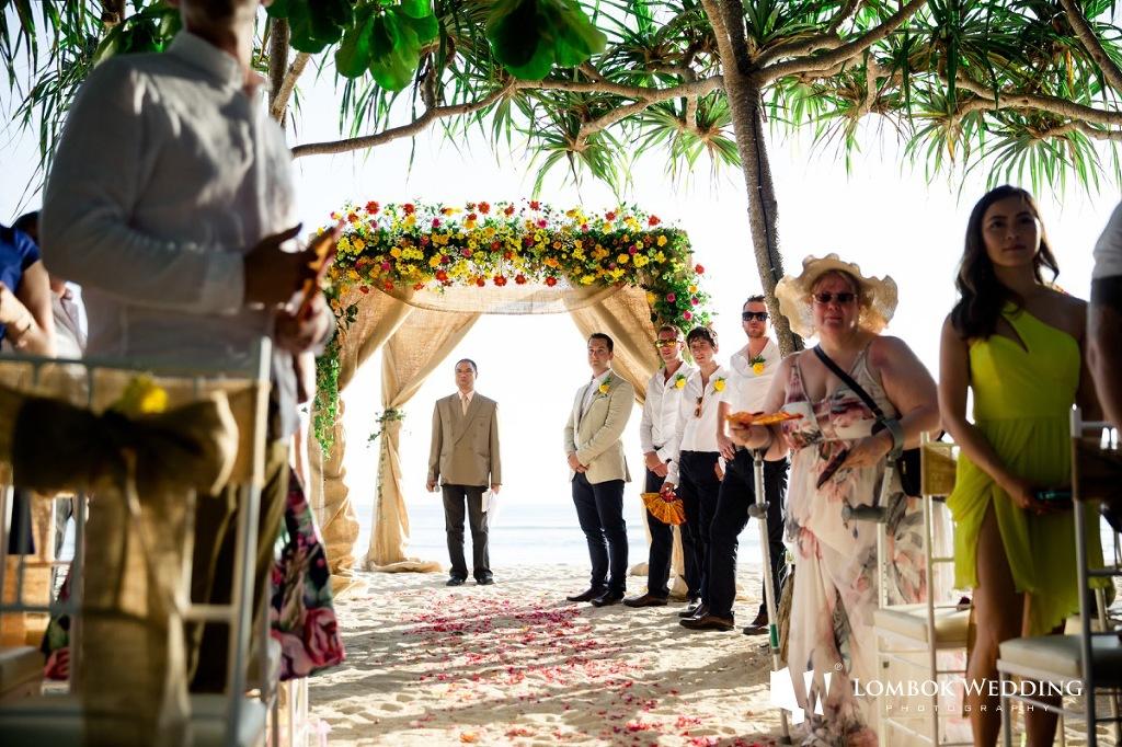 Villa Sepoi Sepoi Lombok Wedding Photographer 024
