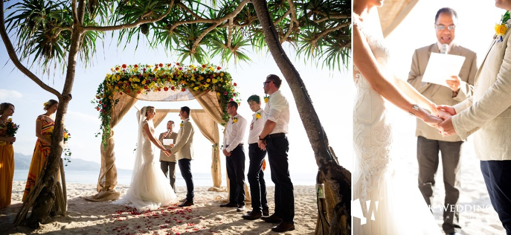 Villa Sepoi Sepoi Lombok Wedding Photographer 027