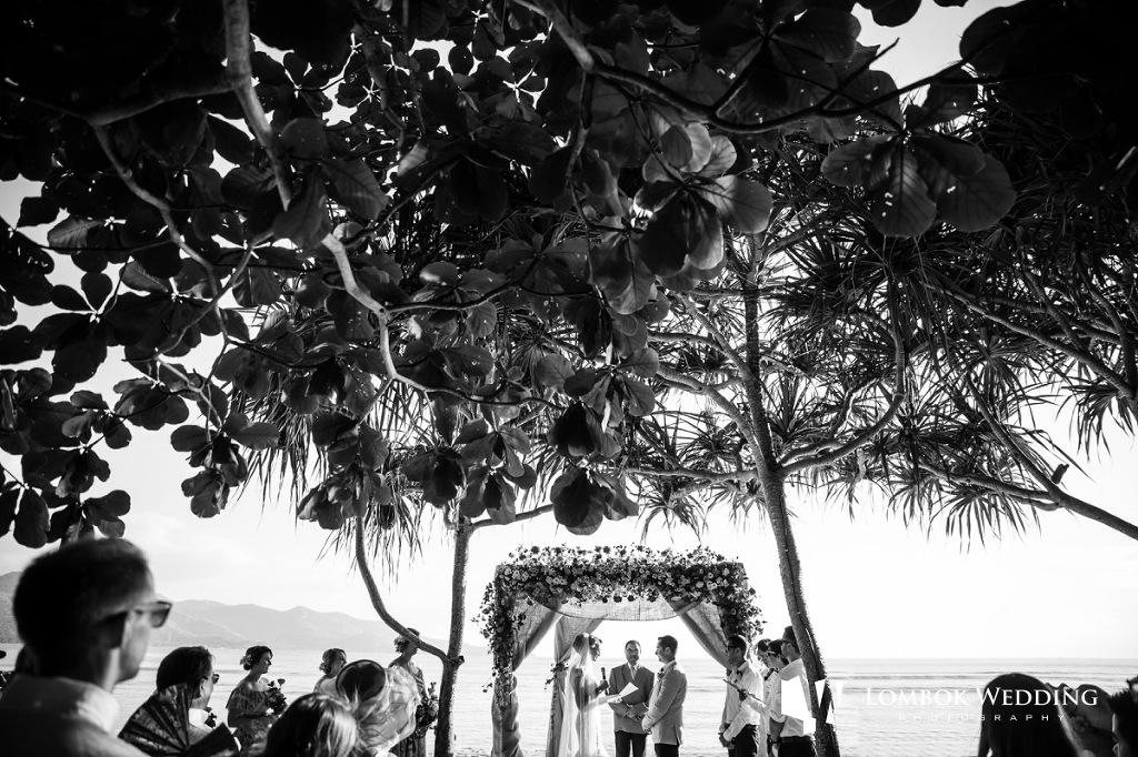 Villa Sepoi Sepoi Lombok Wedding Photographer 034