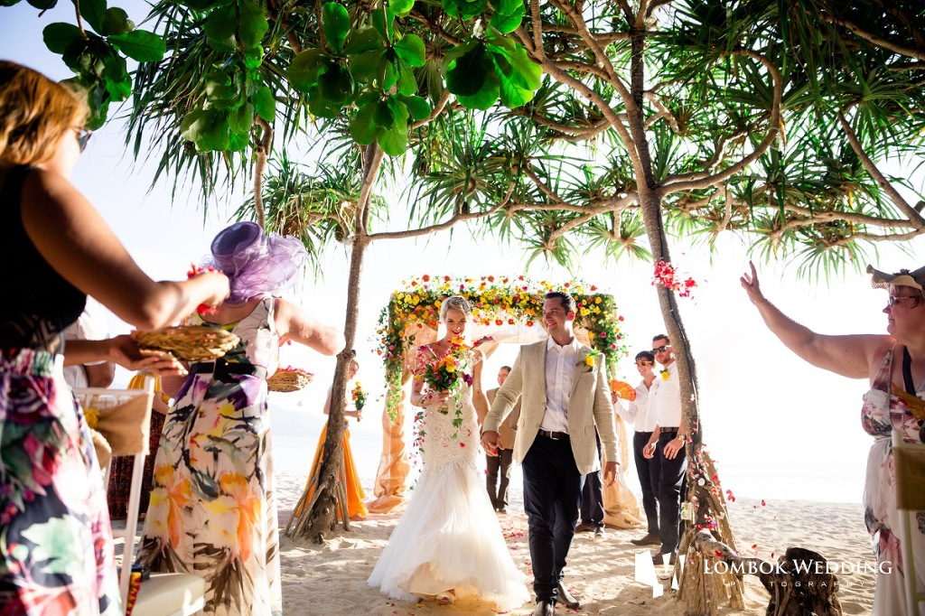 Villa Sepoi Sepoi Lombok Wedding Photographer 042
