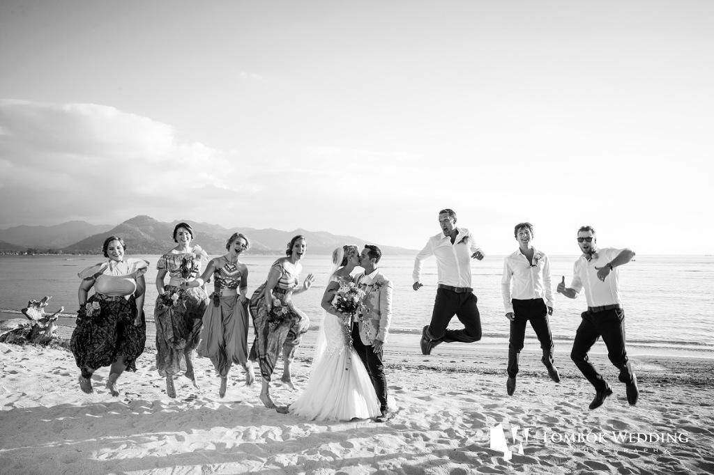 Villa Sepoi Sepoi Lombok Wedding Photographer 044