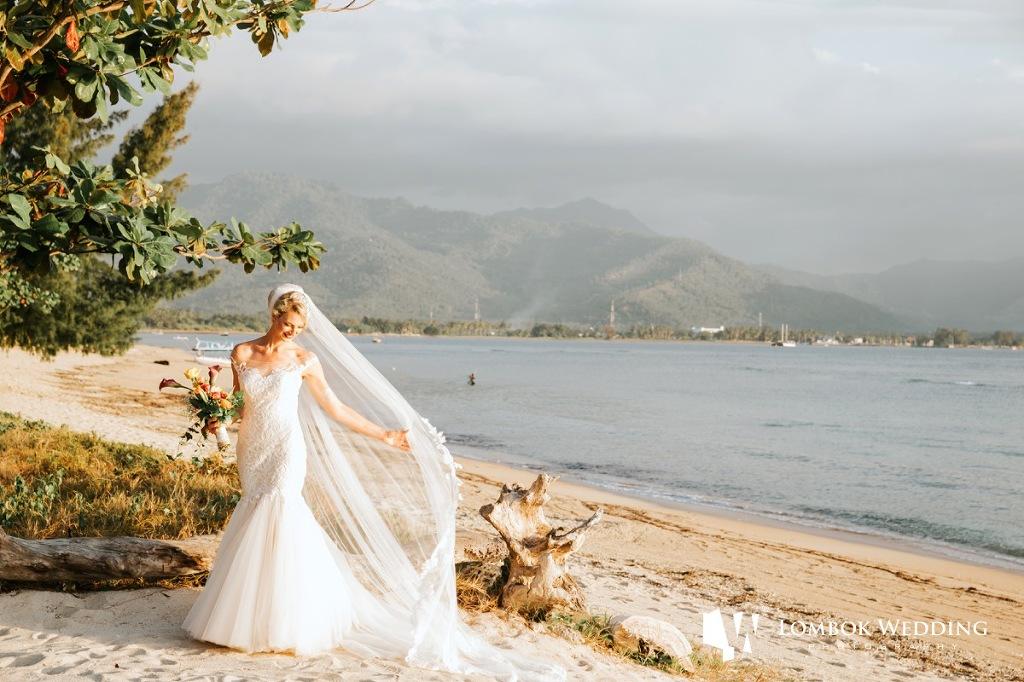Villa Sepoi Sepoi Lombok Wedding Photographer 048