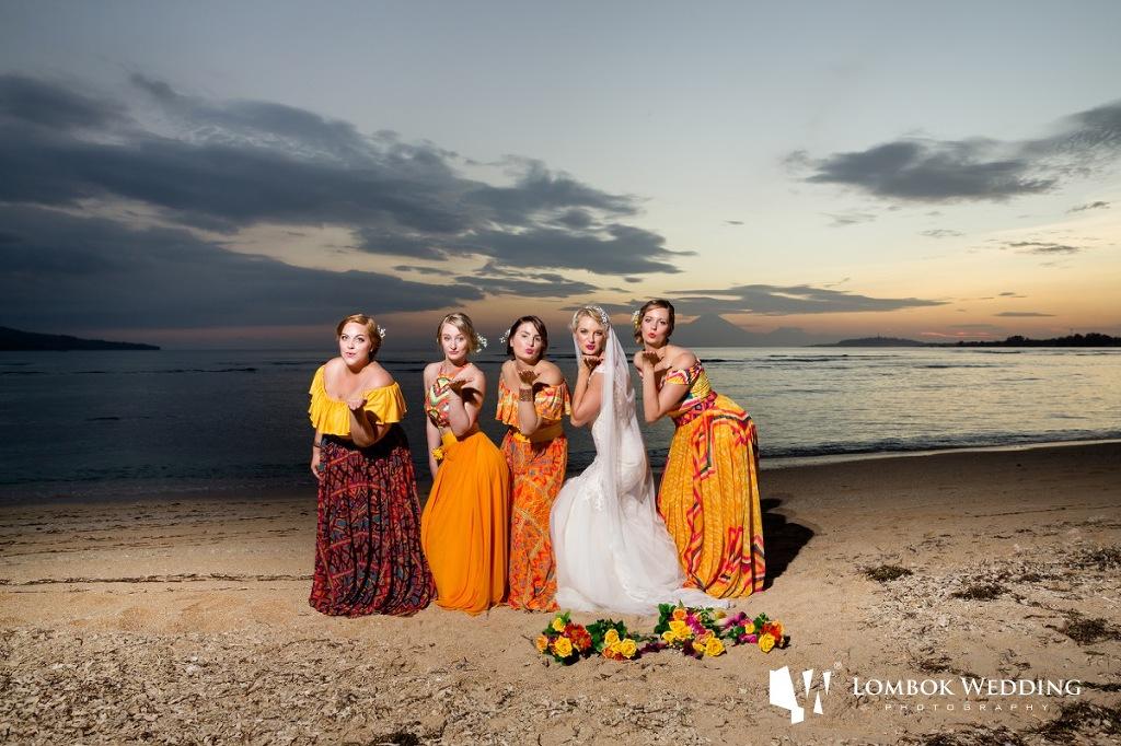Villa Sepoi Sepoi Lombok Wedding Photographer 059