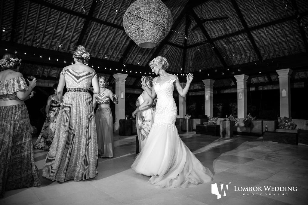 Villa Sepoi Sepoi Lombok Wedding Photographer 085