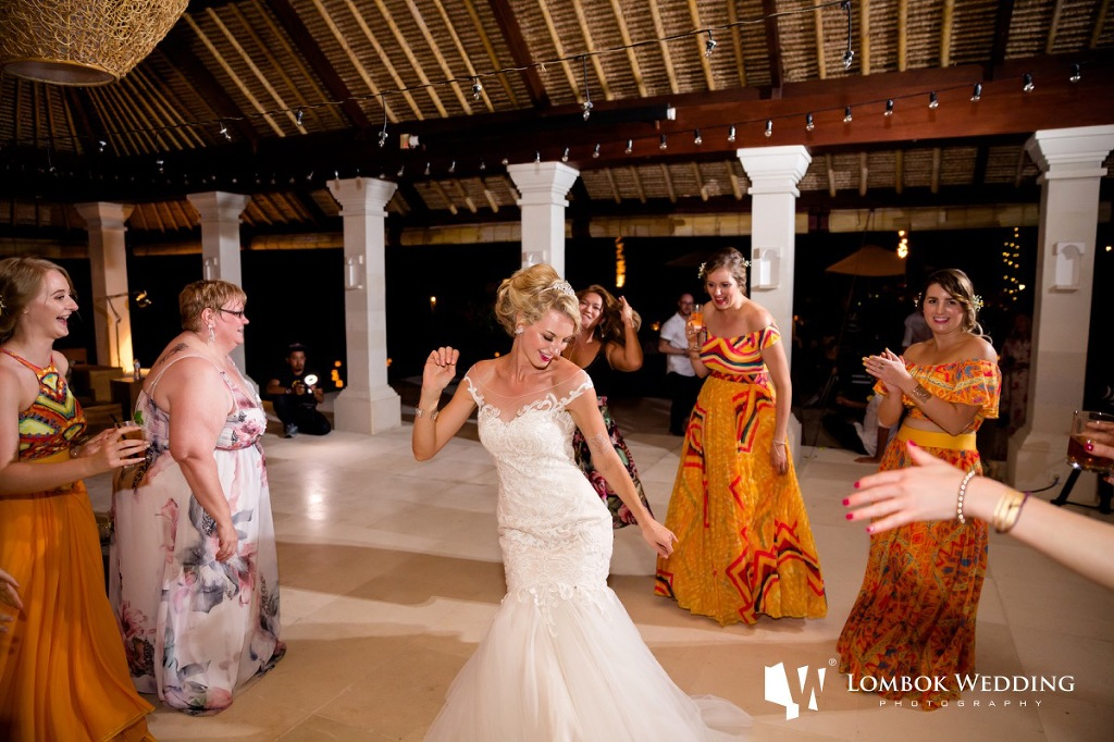 Villa Sepoi Sepoi Lombok Wedding Photographer 087